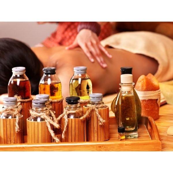 Curso de Aromaterapia em SP no Sacomã - Aulas de Aromaterapia