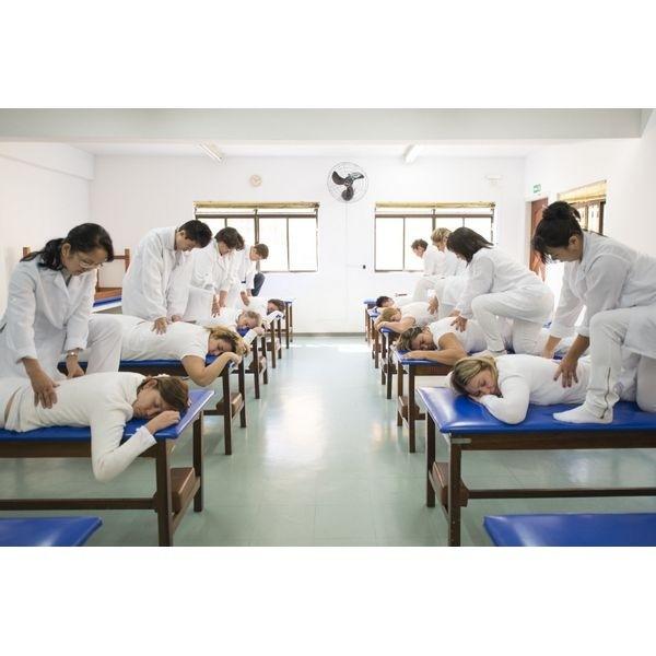 Curso de Massagens com Bambu em Brasilândia - Curso de Massagem Relaxante
