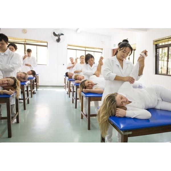 Curso de Quick Massagem Profissional em Engenheiro Goulart - Curso de Massagem Linfática