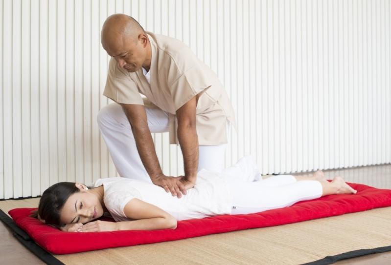 Curso de Shiatsu na Sé - Curso de Quick Massage
