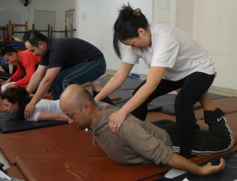 Curso de Thai Massage no Jabaquara - Curso de Massagem Rápida