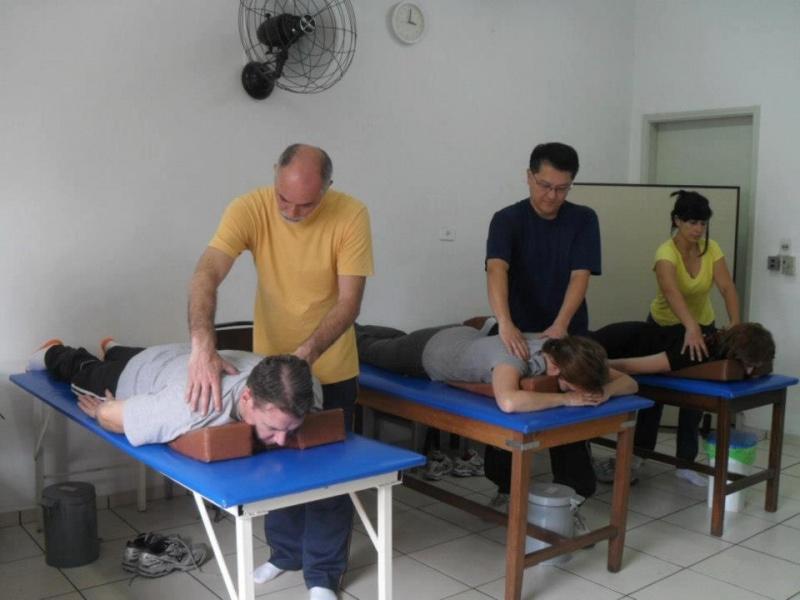 Curso de Tui na em Santo André - Curso de Quick Massage