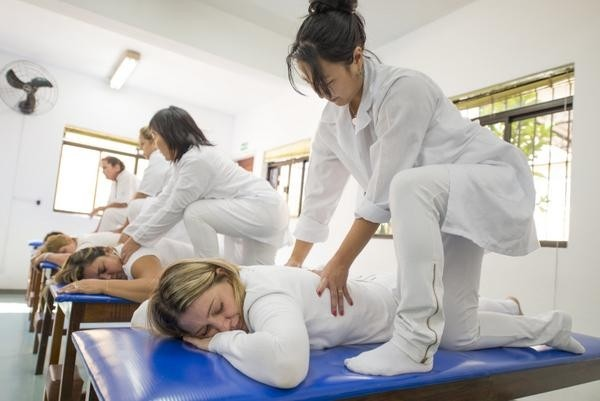 Cursos para Massagistas na Vila Mariana - Curso de Massagista