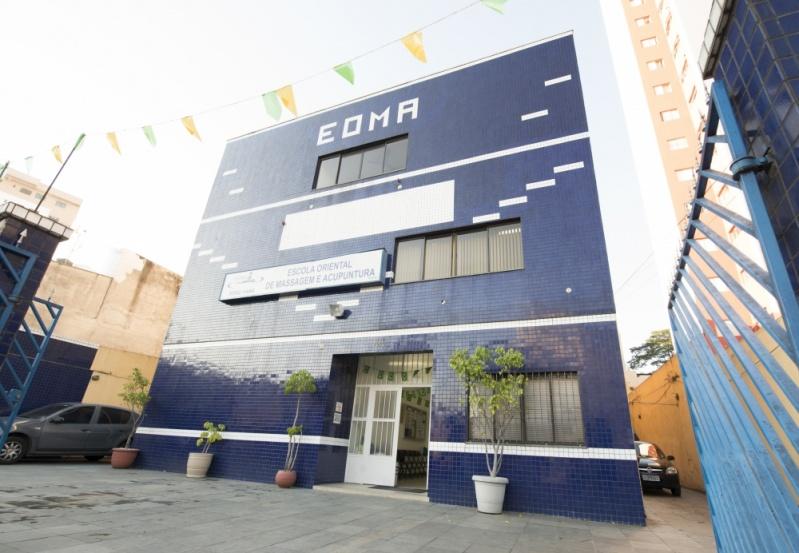Escola de Pós Graduação em Massoterapia no Campo Grande - Pós Graduação em Massoterapia Ocidental