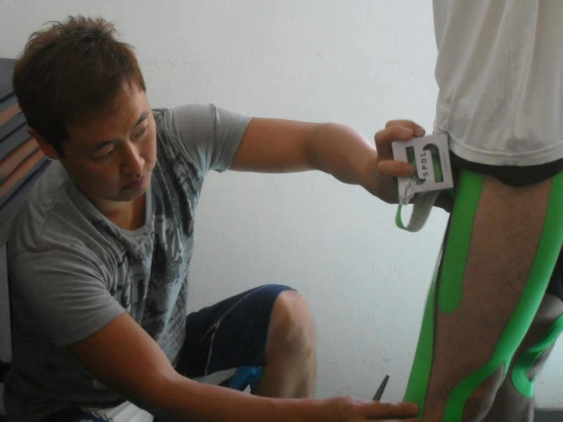 Onde Encontrar Curso de Kinesiotaping no Bixiga - Curso de Quick Massage