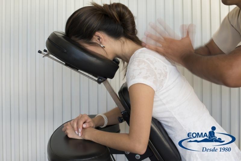 Onde Encontrar Curso de Quick Massage no Centro - Curso de Shiatsu