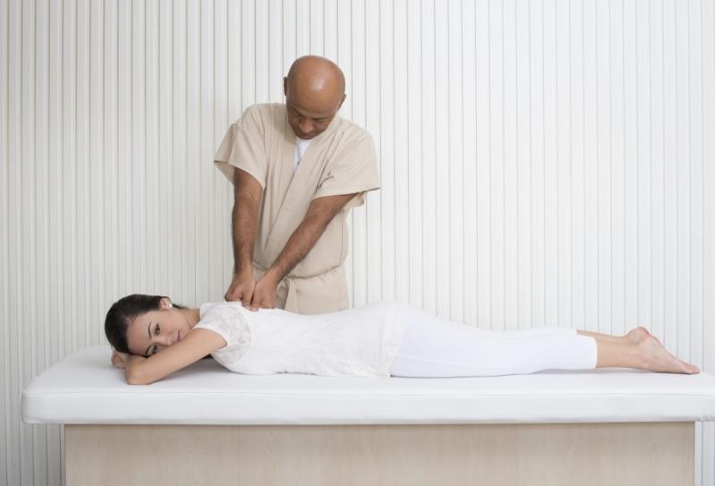 Pós Graduação em Massagem Japonesa em Santa Cecília - Pós Graduação em Massoterapia Oriental
