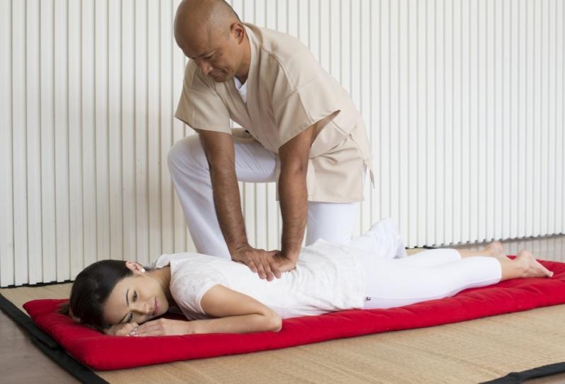 Pós Graduação em Massagem Shiatsu Preço no Capão Redondo - Pós Graduação em Massagens Japonesas