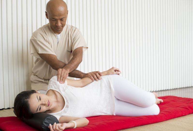 Pós Graduação em Massagens Japonesa na Vila Clementino - Pós Graduação em Massoterapia Oriental