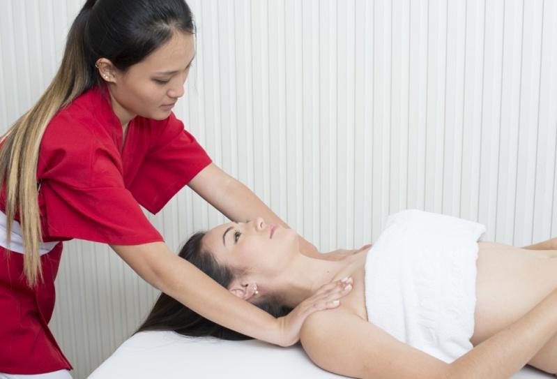 Pós Graduação em Técnicas de Massagens em Santa Cecília - Pós Graduação em Massagem Tradicional