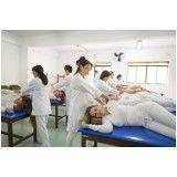aula de medicina chinesa preço em Bauru