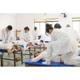 curso de massagem para gestantes em Marília