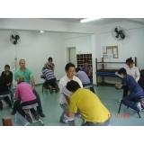curso de quick massage preço no Cambuci