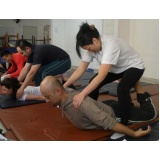 curso de thai massage no Centro