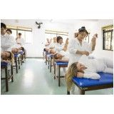 curso profissional massagista preço no Itaim Bibi