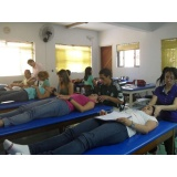 cursos de massagem rápida em Diadema