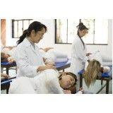 cursos profissionais massagista em Araras