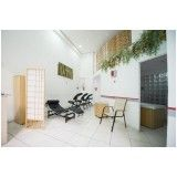 espaço de tratamento com massoterapias no Morumbi