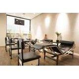 espaço para tratamento de massoterapia na Barra Funda