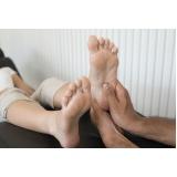 especialização em massagens no Aeroporto