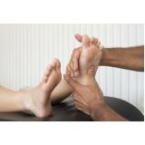 especializações em massagem corporal na Saúde