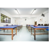 onde encontrar escola de pós graduação em massoterapia em Diadema