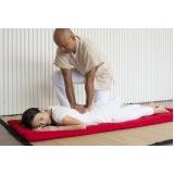 pós graduação em massagem shiatsu preço no Brás