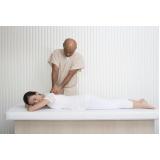pós graduação em massagem shiatsu no Centro