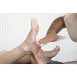 pós graduação em massagens reflexologias em Santo André
