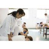 valor curso de massagem terapêutica em Higienópolis